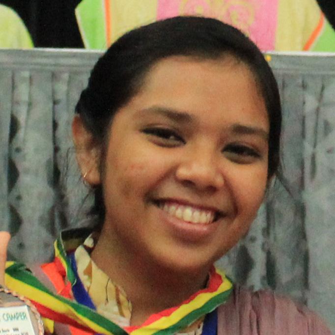 Farjana Khan (Viqarunnisa Noon School and College)
