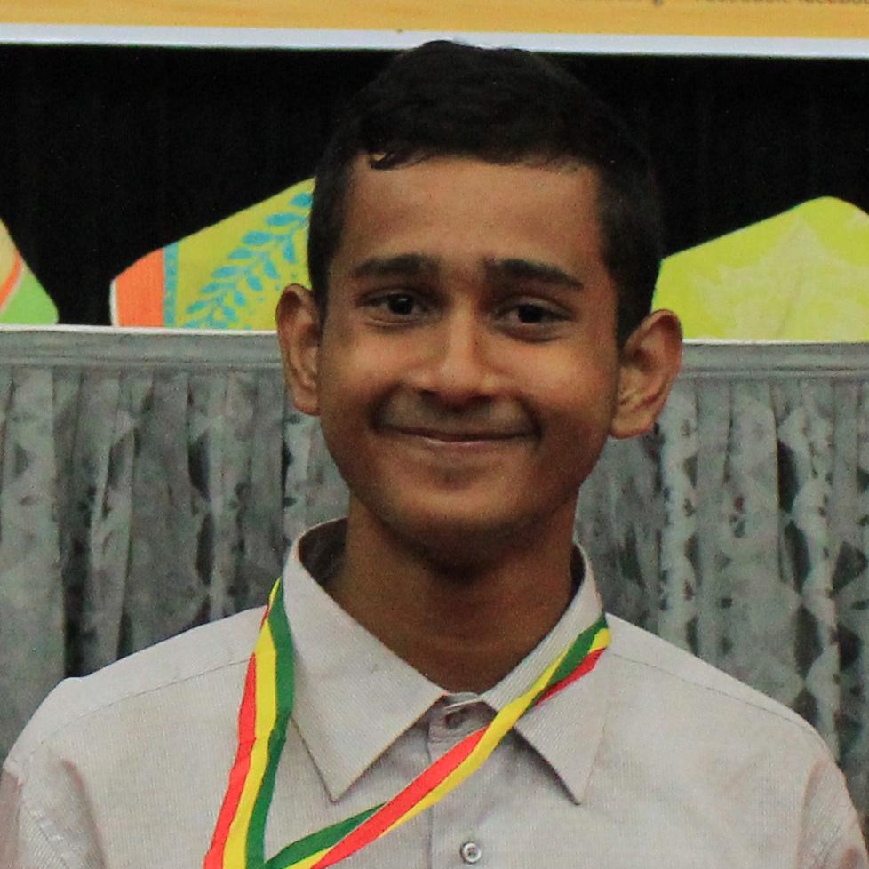Nafeez Ishmam Ahmed (SFX Green Herald School & College)