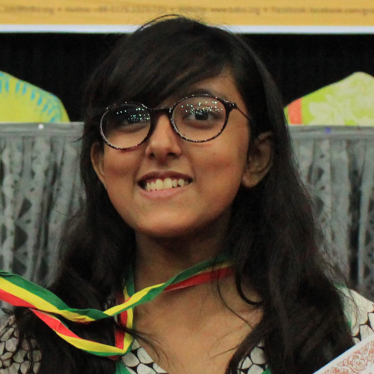Salsabil Ashraf Bhumika (Viqarunnisa Noon School and College)
